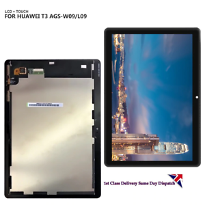 New-Genuine-Huawei-MediaPad-T3-10-AGS-W09-L09-L03-LCD-Touch-Screen-Digitizer-UK