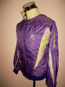 vintage FRANK SHORTER Nylon Jacke sport jacket shiny