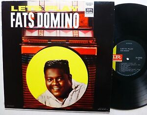 Fats Domino Lets Dance With Domino
