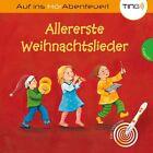 Allererste Weihnachtslieder (Ting) (Gebundene Ausgabe)