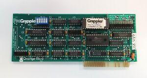 Apple-IIGS-IIe-Orange-Micro-ProGrappler-Printer-Interface-Card-C11u16