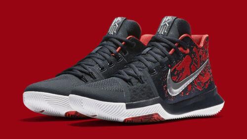 Mystery Rojo Negro 852395 Release Christmas 3 14 o Tama Kyrie 900 Samurai Qs Nike wq4fnFIOx
