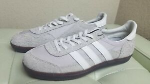 super popular 833b9 c72e4 Image is loading ADIDAS-Wensley-SPZL-Mens-Shoe-Clear-Granite-Off-