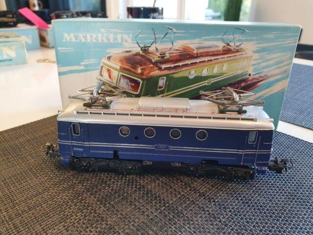 Märklin - H0 - 3013 - Version > 1958 - blau