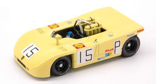 Porsche 908/3 Nurburgring 1970 1:43 Best Model Be9350 Modellino Auto Diecast