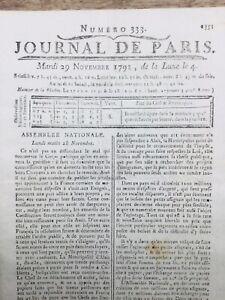 Traite des Esclaves à Lorient 1791 Malte Alger Dijon Tardy Lady Craven Bastille