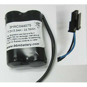3HAC044075-1, BBMZLS17500-1 Battery for ABB Serial Measurement Board