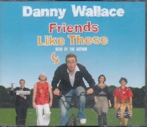 Friends-Like-These-Danny-Wallace-3CD-Audio-Book-Abridged-FASTPOST