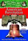American Revolution by Mary Pope Osborne, Natalie Pope Boyce (Hardback, 2004)