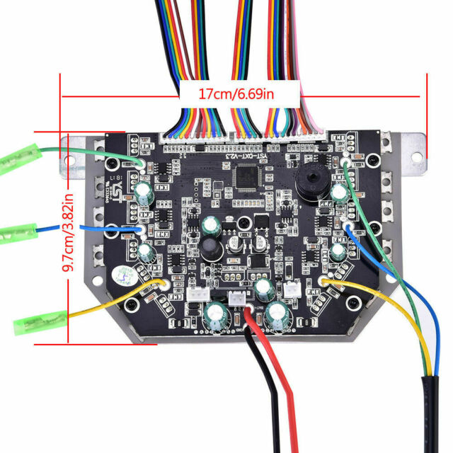main circuit board motherboard replacement parts repair kit formain circuit board motherboard replacement parts repair kit for balance scooter