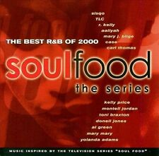 Various Artists - Soundtracks, Soul Food: The Best R&B of 2000 (2000 TV Series),