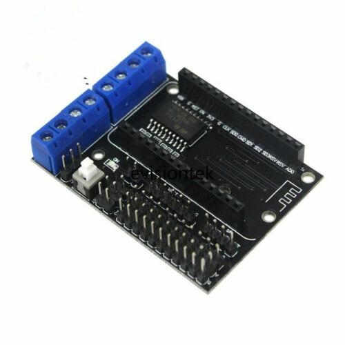 NodeMcu V2 ESP12E Lua ESP8266 CP2102 Based L293D for IOT Nodemcu WiFia Model