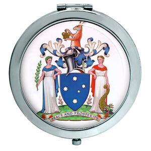 Victoria Australien Kompakt Spiegel