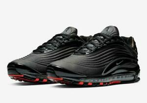 Details about AUTHENTIC NIKE Air Max Deluxe SE Patent Leather Black Orn 97 AO8284 001 Men size