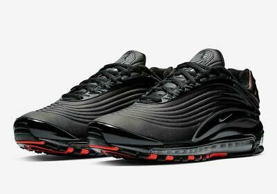 AUTHENTIC NIKE Air Max Deluxe SE Patent Leather Black Orn 97 AO8284 001 Men size | eBay