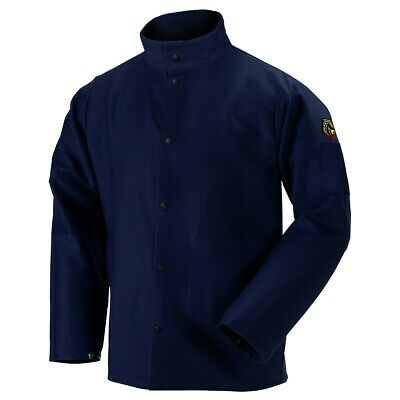 FS7-KHK 3X-Large Revco Black Stallion Khaki 7oz FR Welding Shirt