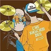ILL BOOGS - RHYTHM DEN (CD) B-BOY BREAKS FUNK BEATS BREAKIN BREAD
