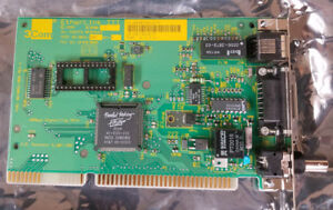 3Com EtherLink III ISA 10BASE-T Drivers for Windows Download