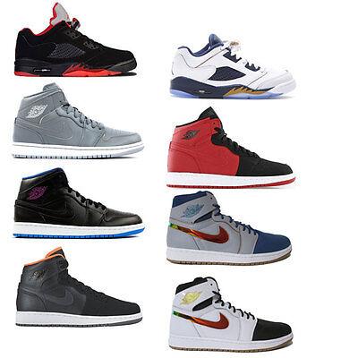 Nike Air Jordan 1 3 4 5 7 9 11 Retro Mid Flight Force Basketball Sneaker Neu