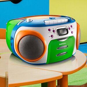 kinder boombox stereo toplader cd radio mp3 kassetten. Black Bedroom Furniture Sets. Home Design Ideas