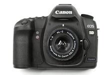 Holga Black Lens for Canon EOS 550D 7D 500D 50D 1000D 450D 40D 400D 30D 20Da