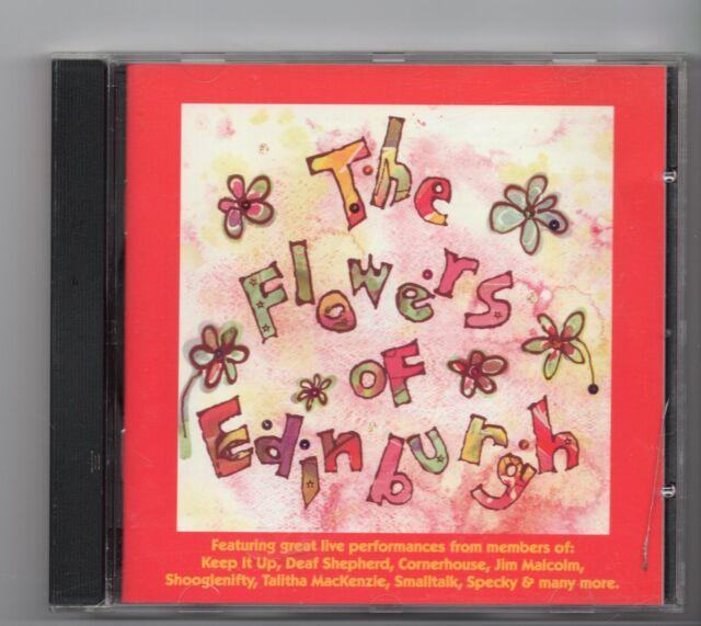 (JF779) The Flowers Of Edinburgh, 13 tracks various artists - 1999 CD