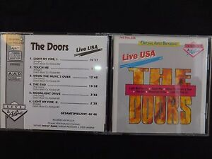 RARE-CD-THE-DOORS-LIVE-USA