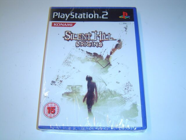 SILENT HILL ORIGINS SONY PLAYSTATION 2 PS2 *BRAND NEW*