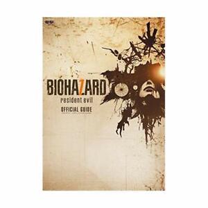 Resident-Evil-7-resident-evil-Official-Guide-book-Japanese