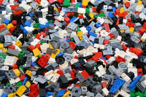 100 LEGOS *SMALL FINISHING PARTS PIECES* Lot Bulk 100/% Lego WASHED SANITIZED