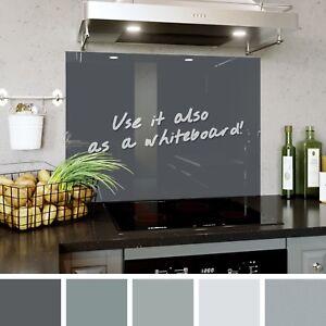 Cuisine En Verre Trempé Splashback Tableau Blanc Panneau Shades Of Grey Prizma Sbgrays-afficher Le Titre D'origine Pour Classer En Premier Parmi Les Produits Similaires