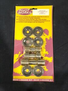 New Pivot Works Linkage Rebuild Kit PWLK-H76-000 For Honda XR 250 R 1986-1995