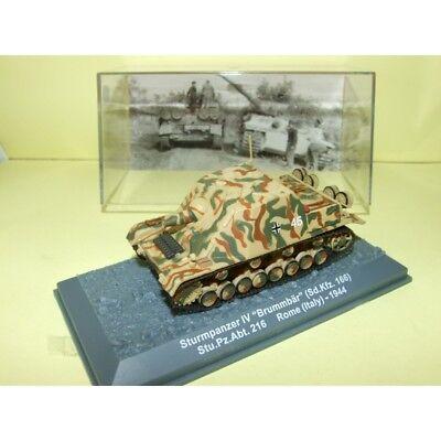 Panzer Sturmgeschütz 3 G UT Fertigmodell 1:72 Altaya Modell