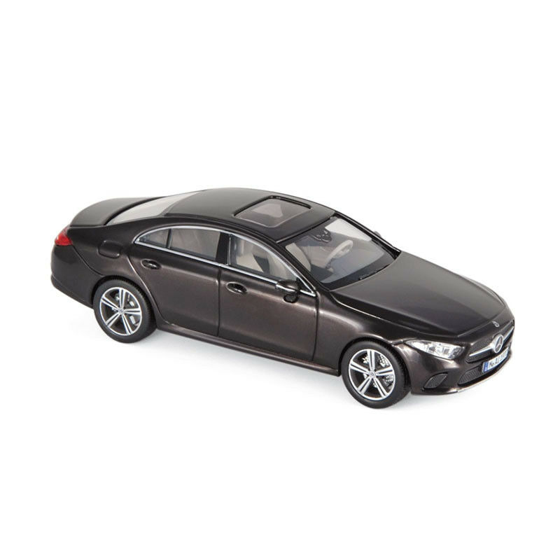 Norev 351305 Mercedes Benz CLS Class Brown 2018 Scale 1 43 Model Car New  °
