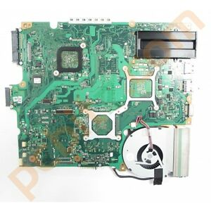 Toshiba Satellite Pro R850143 Motherboard Heatsink  Fan - Cannock, United Kingdom - Toshiba Satellite Pro R850143 Motherboard Heatsink  Fan - Cannock, United Kingdom