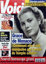 Mag 1998: GRACE KELLY_MISS FRANCE SOPHIE THALMANN_LORENZO LAMAS_JULIA ROBERTS