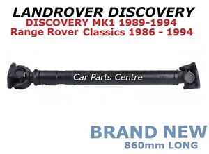 Landrover-Discovery-Range-Rover-Mk1-Arriere-propshaft-NEUF-LAND-ROVER-860mm