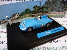 voiture altaya IXO 1/43 diorama BD comics MICHEL VAILLANT : LE MANS Sport n°21