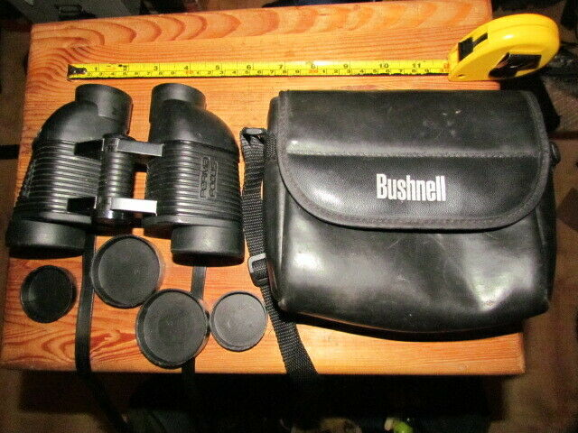 Bushnell 7 x 35 Perma Focus Binoculars  ....