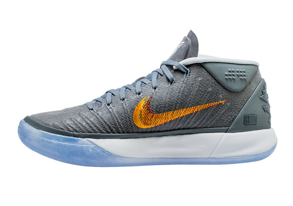 New Nike Kobe AD Chrome Habanero Red Basketball Shoes Price reduction The latest discount shoes for men and women