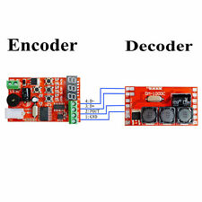 DMX512 Adress Encoder Board Codering Module for RGB LED Stage Lighting Decoder