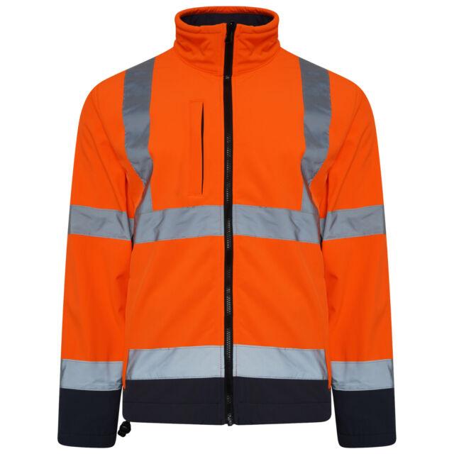 Dickies Hi Vis Motorway Safety Jacket SA22045