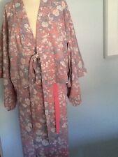 womens 2 piece kimono set,wrap around skirt + jkt(haori),authentic