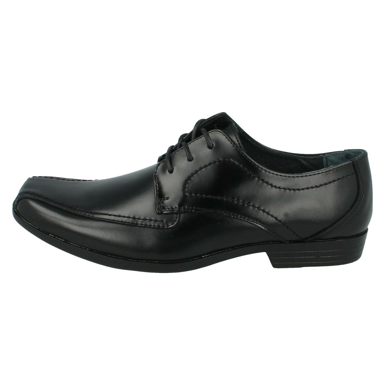 Uomo HUSH PUPPIES LACE UP SQUARE TOE LEATHER RALSTON FORMAL WORK SHOES EASTON RALSTON LEATHER A 6bf62a