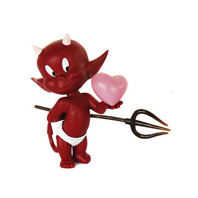 HOT STUFF figure LITTLE DEVIL KEYRING Demons /& Merveilles KEY RING figurine NEW