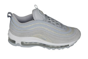 cheap for discount edf67 70dcd Details about Womens Nike W Air Max 97 *RARE* - AT0071001 - Wolf Grey