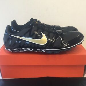reputable site 21c77 81a54 Image is loading Nike-Zoom-Rival-S-6-Track-Running-Spikes-
