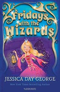 Fridays-with-the-Wizards-Castle-Glower-4-by-Day-George-Jessica-Paperback-Bo