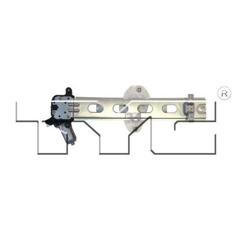 Power Window Regulator with Motor for 06-11 Honda Civic Coupe Front Driver Left