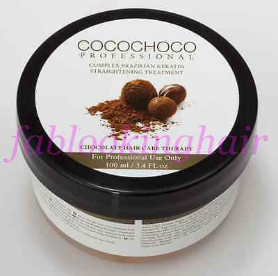 COCOCHOCO 100ml Kit Brazilian Blow Dry Hair Straightening Keratin Treatment